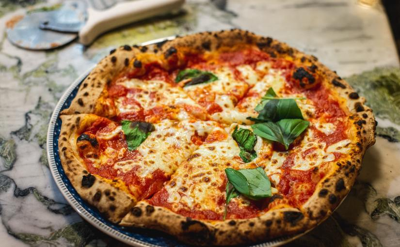 Top 5 pizza places in Sydney