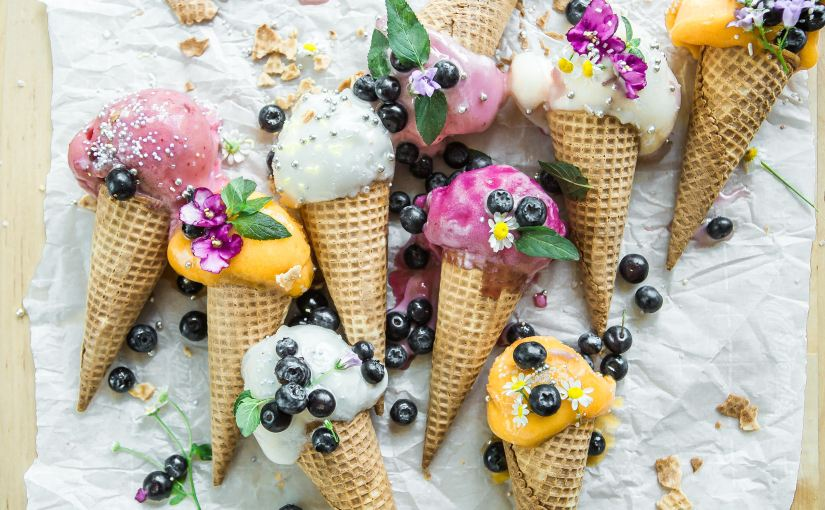 Top 5 places for ice cream in Sydney