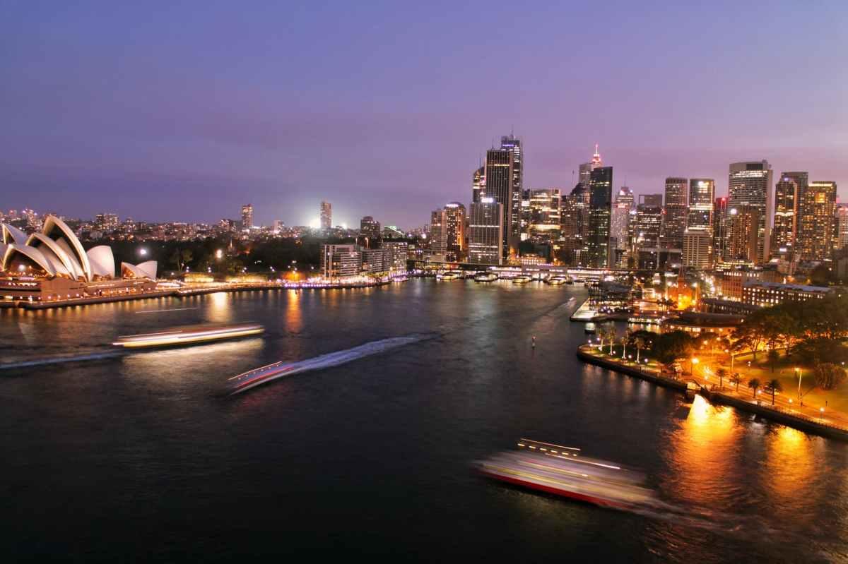 Sydney's restaurants in theCrown