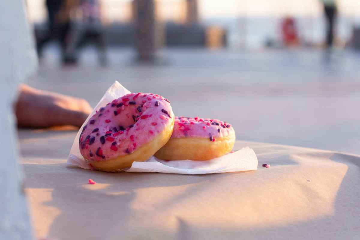 Top 5 doughnut places in Sydney thatdeliver